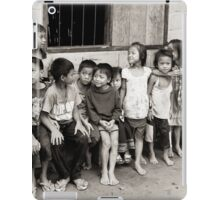 The Kids are All Right  iPad Case/Skin
