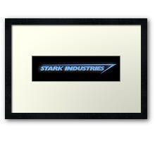 Stark Phone / Stark Pad Framed Print