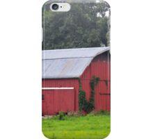 Echo Barn iPhone Case/Skin