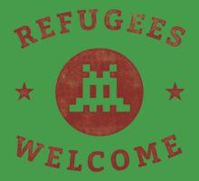 Refugees Welcome! Kids Tee