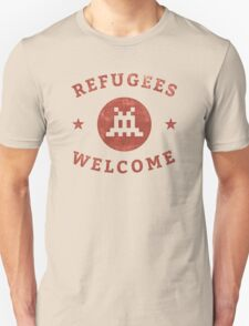 Refugees Welcome! T-Shirt