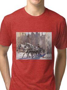 Fiakers of Vienna Tri-blend T-Shirt