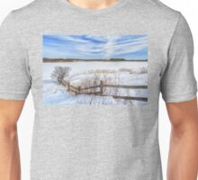 Bill Forward Pool of winter snow Unisex T-Shirt