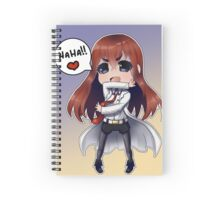 Anime Chibi 3 Spiral Notebook