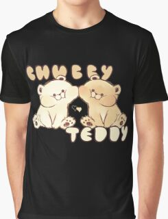 Chubby Teddy Graphic T-Shirt