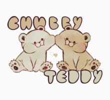 Chubby Teddy One Piece - Short Sleeve