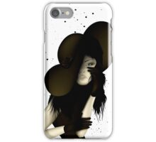 Portrait of Woman #9 iPhone Case/Skin