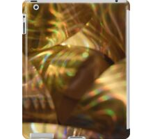 Golden Ribbon iPad Case/Skin