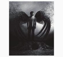 Tyler Posey Dark Angel Kids Tee