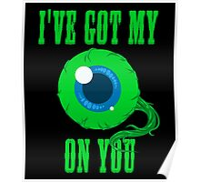 JackSepticEye - I've Got My Eye On You Poster