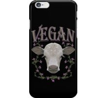 VEGAN iPhone Case/Skin