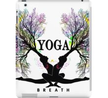 Yoga : Breath iPad Case/Skin