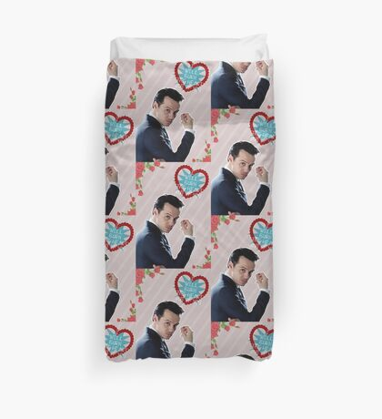 I Will Burn The Heart Out Of You :*) Duvet Cover
