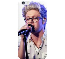 Niall Glasses iPhone Case/Skin
