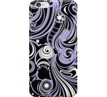 Lavender wallpaper iPhone Case/Skin