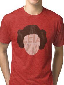 Leia Organa Tri-blend T-Shirt