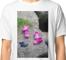 Two and a Half Pairs Classic T-Shirt