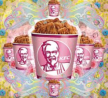 kentucky fried baroque  by STORMYMADE