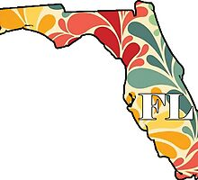 Floral Florida by bperky