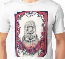 Squirrel Contemplating World Domination Unisex T-Shirt