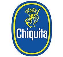 Chiquita Banana Logo Photographic Print