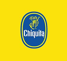 Chiquita Banana Logo by kokymon