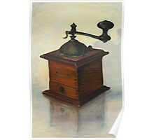 House Clearance: Coffee Grinder Poster