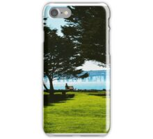 Silhouette of the Trees iPhone Case/Skin