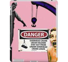 Crane Danger Zone iPad Case/Skin