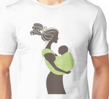 Beautiful pregnant woman #7 Unisex T-Shirt