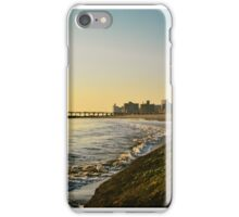 Coney Island Sunset iPhone Case/Skin