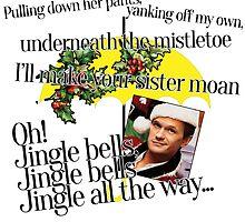 Jingle bells by Barney by DAstora