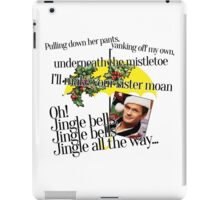 Jingle bells by Barney iPad Case/Skin