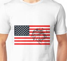 American Eagle Flag Unisex T-Shirt