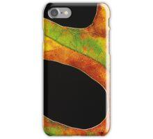 Illuminated Leaf iPhone Case/Skin