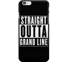 One Piece - Grand Line iPhone Case/Skin