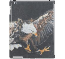 American eagle ready to attack iPad Case/Skin