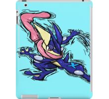 Greninja (Smash) iPad Case/Skin