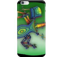 robot insect - m. a. weisse iPhone Case/Skin