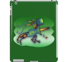 robot insect - m. a. weisse iPad Case/Skin