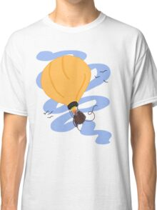 Hot Air Balloon in the Sky Classic T-Shirt