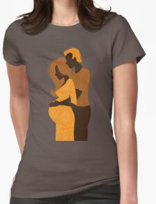 Beautiful pregnant woman #11 Womens Fitted T-Shirt