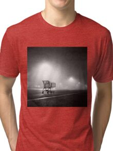 Shopping Cart Tri-blend T-Shirt