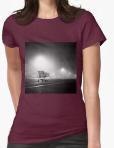 Shopping Cart Womens Fitted T-Shirt