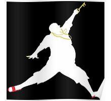 DJ Khaled -- The Key to Success -- Air Jordan Poster