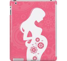 Beautiful pregnant woman #13 iPad Case/Skin