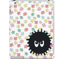 Angry Soot Sprite iPad Case/Skin