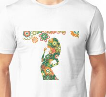 Beautiful pregnant woman #14 Unisex T-Shirt