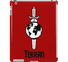 "Star Trek ""Terran"" T-Shirt iPad Case/Skin"