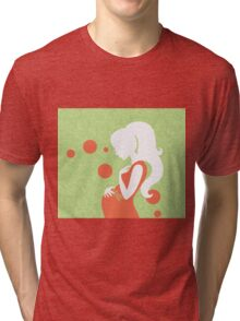 Beautiful pregnant woman #15 Tri-blend T-Shirt